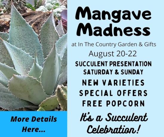 2021 Mangave Madness - August 20-22
