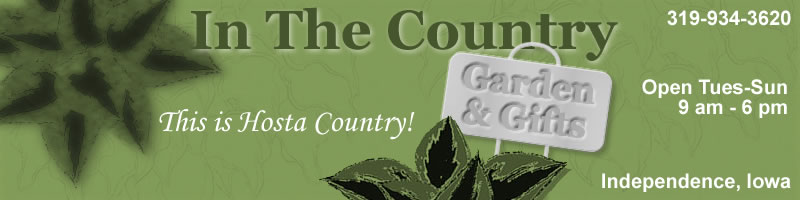 In The Country Garden & Gifts