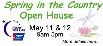 Spring Open House